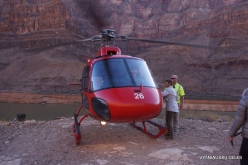 Grand Canyon. West Rim. Helicopter and Boat Tour 1 (10)