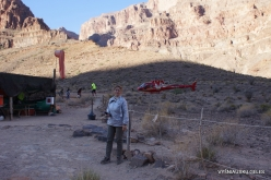 Grand Canyon. West Rim. Helicopter and Boat Tour 1 (8)