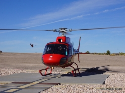 Grand Canyon. West Rim. Helicopter and Boat Tour 1