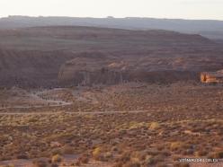 Near Page. Colorado river. Desert