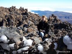 Teide National Park . Pico del Teide