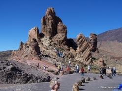 Teide National Park. Las Cañadas del Teide (2)