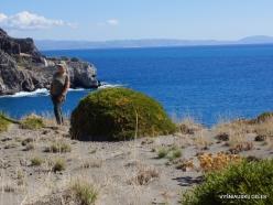 Agios Pavlos. Apoplýstra. Genista acanthoclada