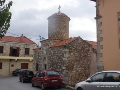 Agios Thomas. Church of Ayios Thomas