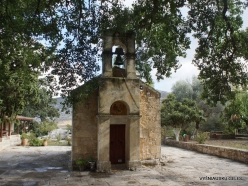 Agios Thomas. Church of Panagia Kardiotissa