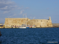 Heraclion. Rocca a Mare Fortress