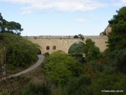 Spilia. Venetian Aqueduct