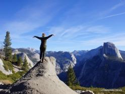 Yosemite National Park. Glacier Point (5)