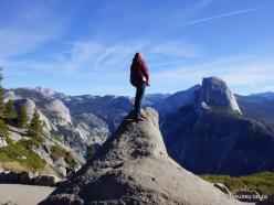 Yosemite National Park. Glacier Point (6)
