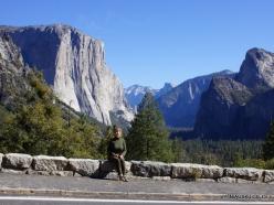 Yosemite National Park. Granite monolith El Capitan (2)