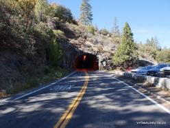 Yosemite National Park. Tunel