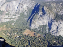 Yosemite National Park. Yosemite Valley from Glacier Point (2)