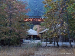 Yosemite National Park. Yosemite Valley. Camp Curry (2)