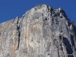 Yosemite National Park. Yosemite Valley. Lost Arrow