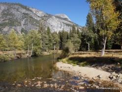Yosemite National Park. Yosemite Valley. Merced river (3)