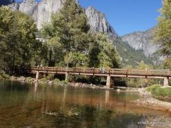 Yosemite National Park. Yosemite Valley. Merced river (4)