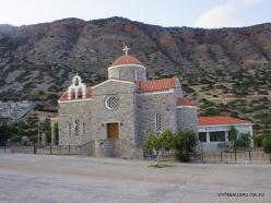 Plaka. Church (Ιερός Ναός Αγίου Ραφαήλ)