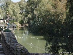 Yardenit. Jordan River