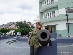 Guayaquil. Cerro Santa Ana. (7)