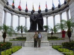 Guayaquil. Jardines del Malecon. (12)