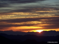 1 From Mount Sinai (Gebel Musa or Mount Moses). Sunrise (31)