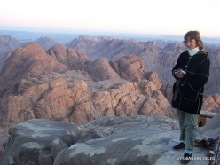 2 From Mount Sinai (Gebel Musa or Mount Moses) 1