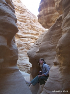 3 Near Nuweiba. Coloured Canyon (17)