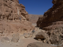 3 Near Nuweiba. Coloured Canyon (22)