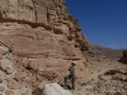 3 Near Nuweiba. Coloured Canyon (4)