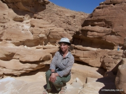 3 Near Nuweiba. Coloured Canyon (5)
