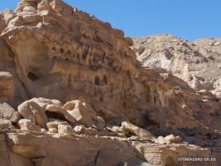 3 Near Nuweiba. Coloured Canyon (8)