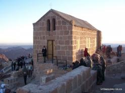 Mount Sinai (Gebel Musa or Mount 2 Moses)