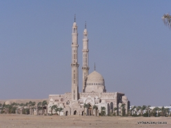 Sharm El Sheikh. Mosque