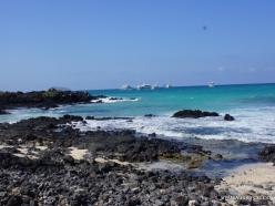 Santa Cruz Is. Playa las Bachas.