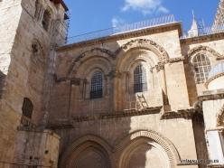 Jerusalem. Church of the Holy Sepulchre