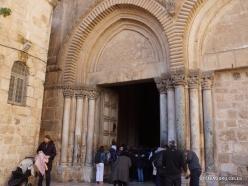 Jerusalem. Church of the Holy Sepulchre (3)