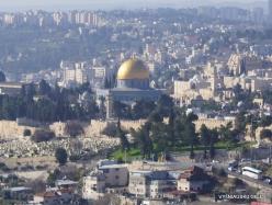 Jerusalem. Dome of the Rock