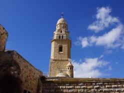 Jerusalem. Dormition Abbey
