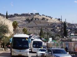 Jerusalem. Mount of Olives