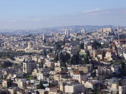 Jerusalem. Panoramic view (3)