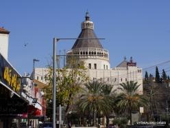 Nazareth. Church of the Annunciation (1)