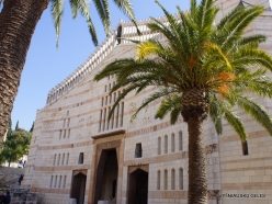 Nazareth. Church of the Annunciation (2)