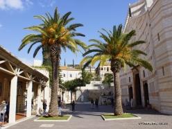 Nazareth. Church of the Annunciation (4)