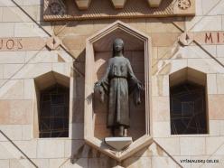 Nazareth. Church of the Annunciation (7)