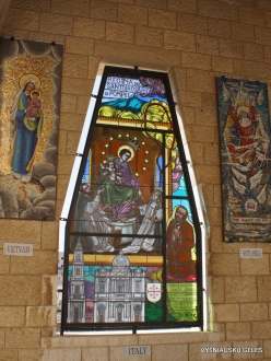 Nazareth. Church of the Annunciation (9)