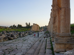 Jerash. Greco-Romanian city of Gearsa. Cardo Maximus (4)