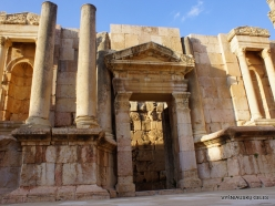 Jerash. Greco-Romanian city of Gearsa. North Theatre (2)