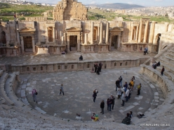 Jerash. Greco-Romanian city of Gearsa. North Theatre (6)