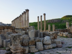 Jerash. Greco-Romanian city of Gearsa. North bridge