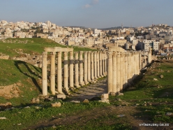 Jerash. Greco-Romanian city of Gearsa. South bridge